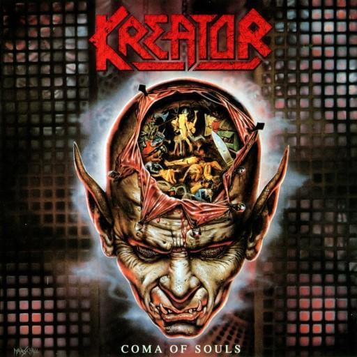 Kreator - Coma of Souls 1990
