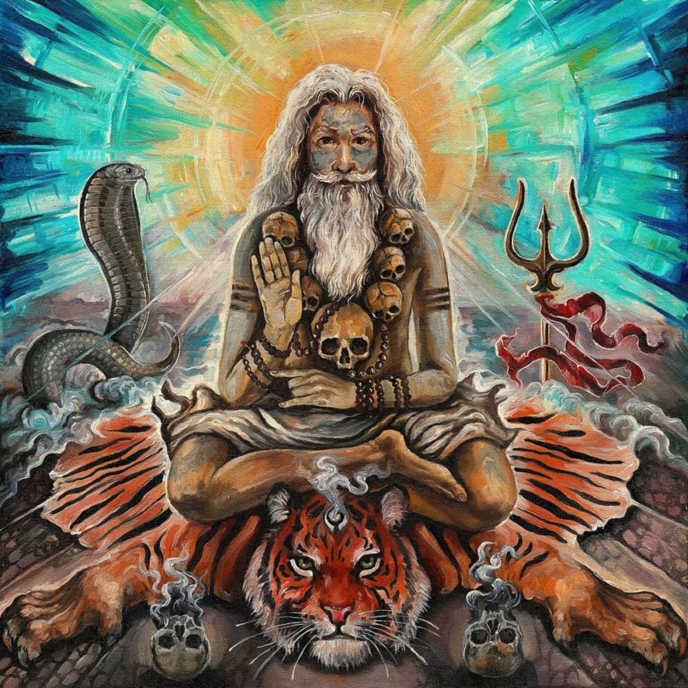 Cult of Fire - Moksha (2020) Cover