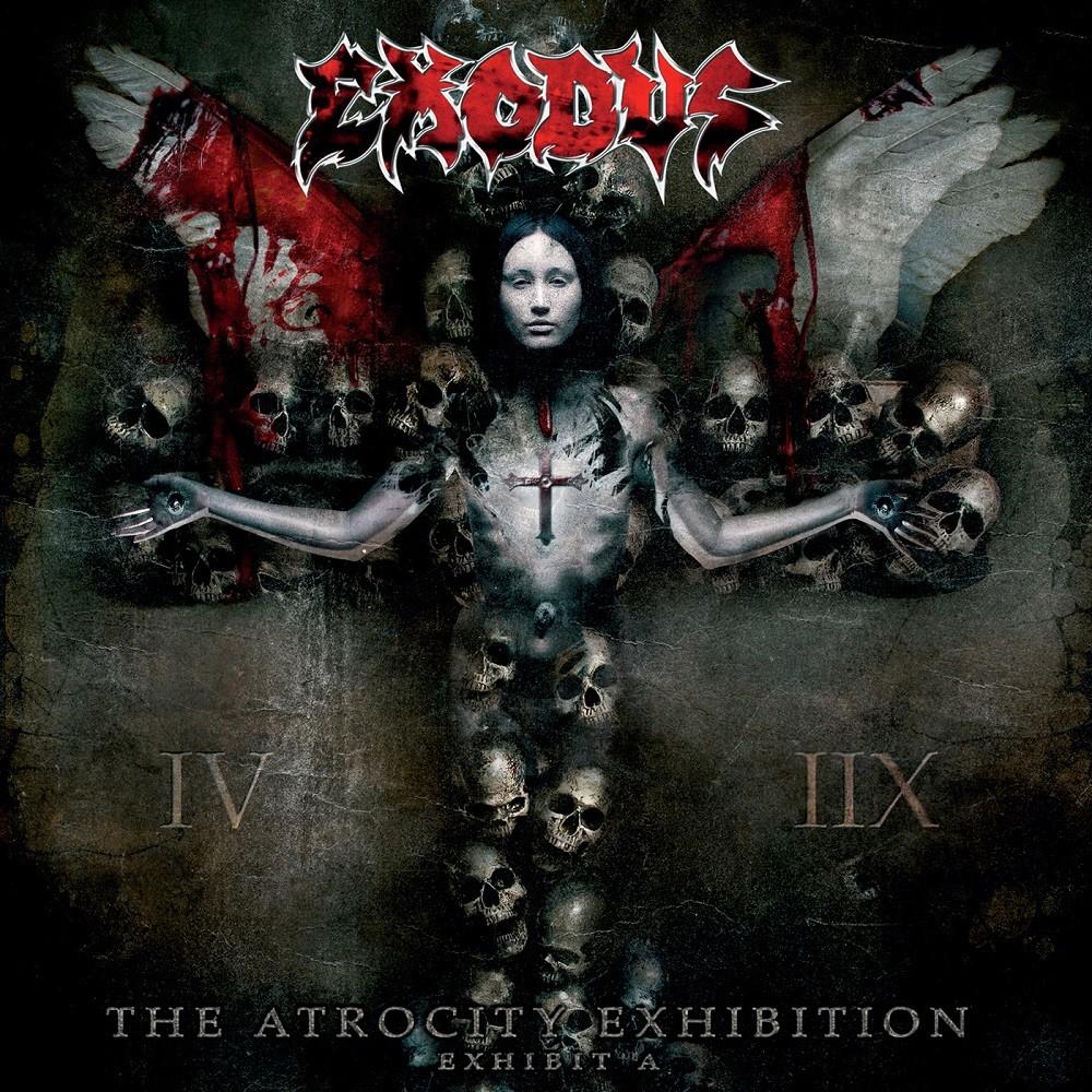 Exodus - The Atrocity Exhibition: Exhibit A (2007) Cover