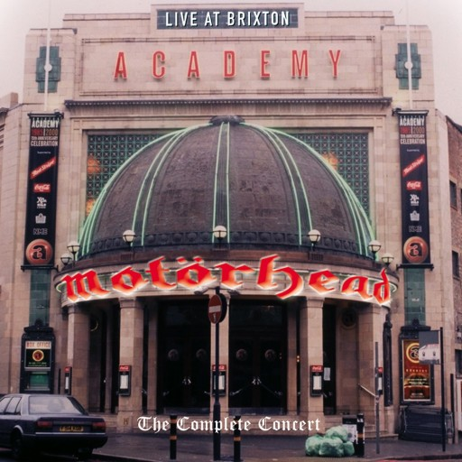 Motörhead - Live at Brixton Academy: The Complete Concert 2003