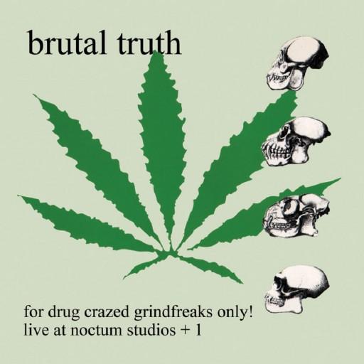 For Drug Crazed Grindfreaks Only! Live at Noctum Studios + 1
