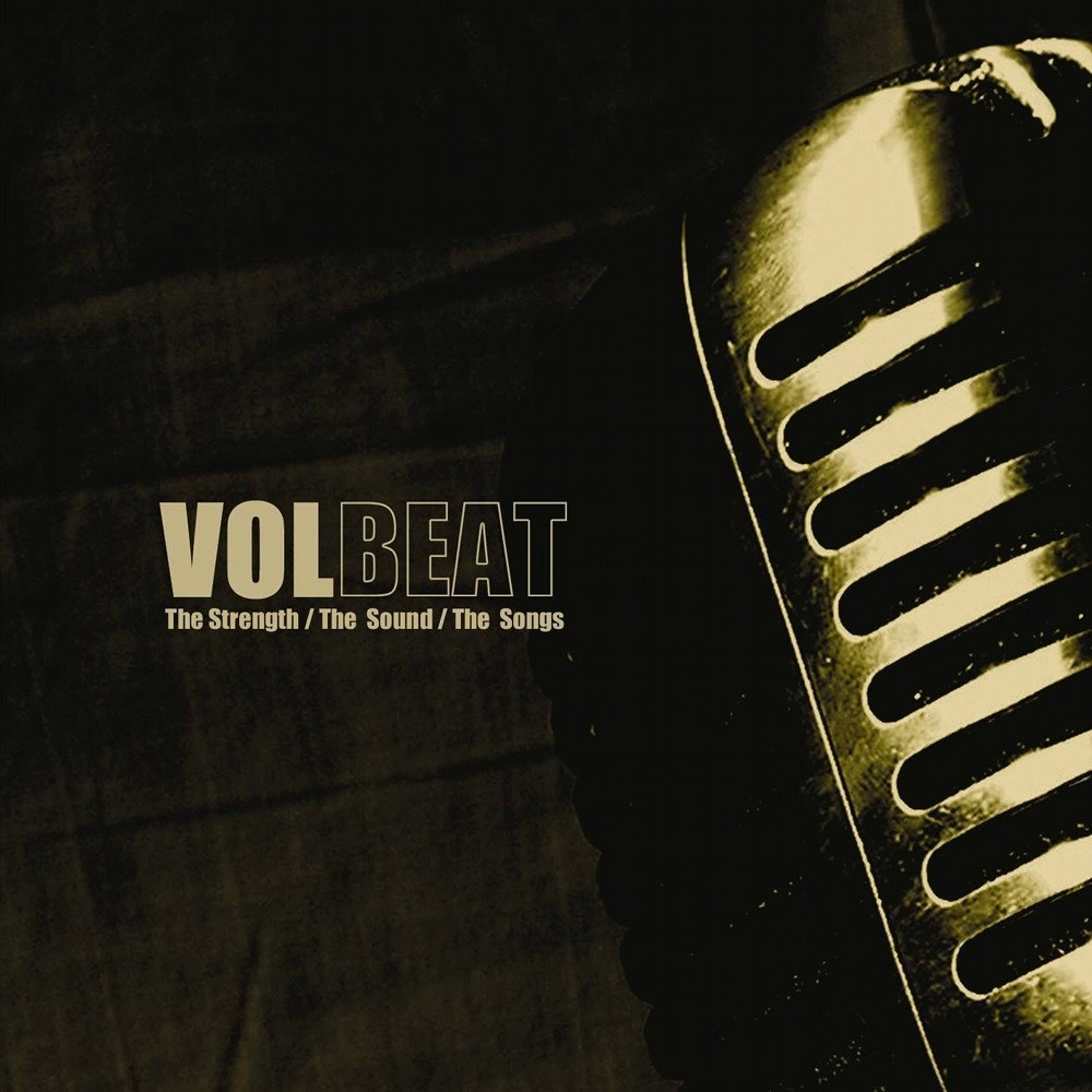 Volbeat - The Strength / The Sound / The Songs (2005) Cover