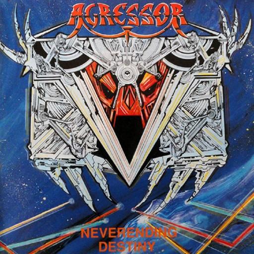 Agressor - Neverending Destiny 1990