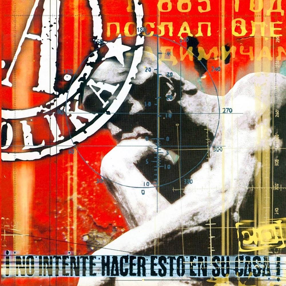 Soziedad Alkoholika - ¡No intente hacer esto en su casa! (1997) Cover