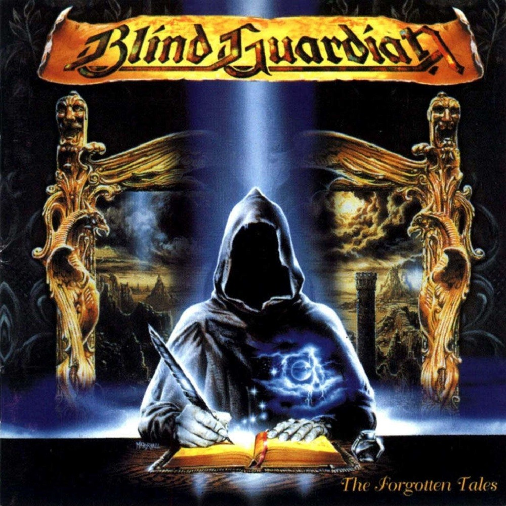 Blind Guardian - The Forgotten Tales (1996) Cover