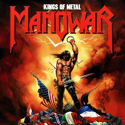 Manowar - Kings of Metal 1988