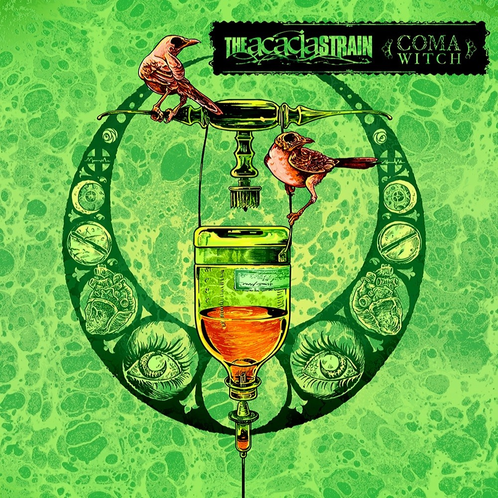 Acacia Strain, The - Coma Witch (2014) Cover