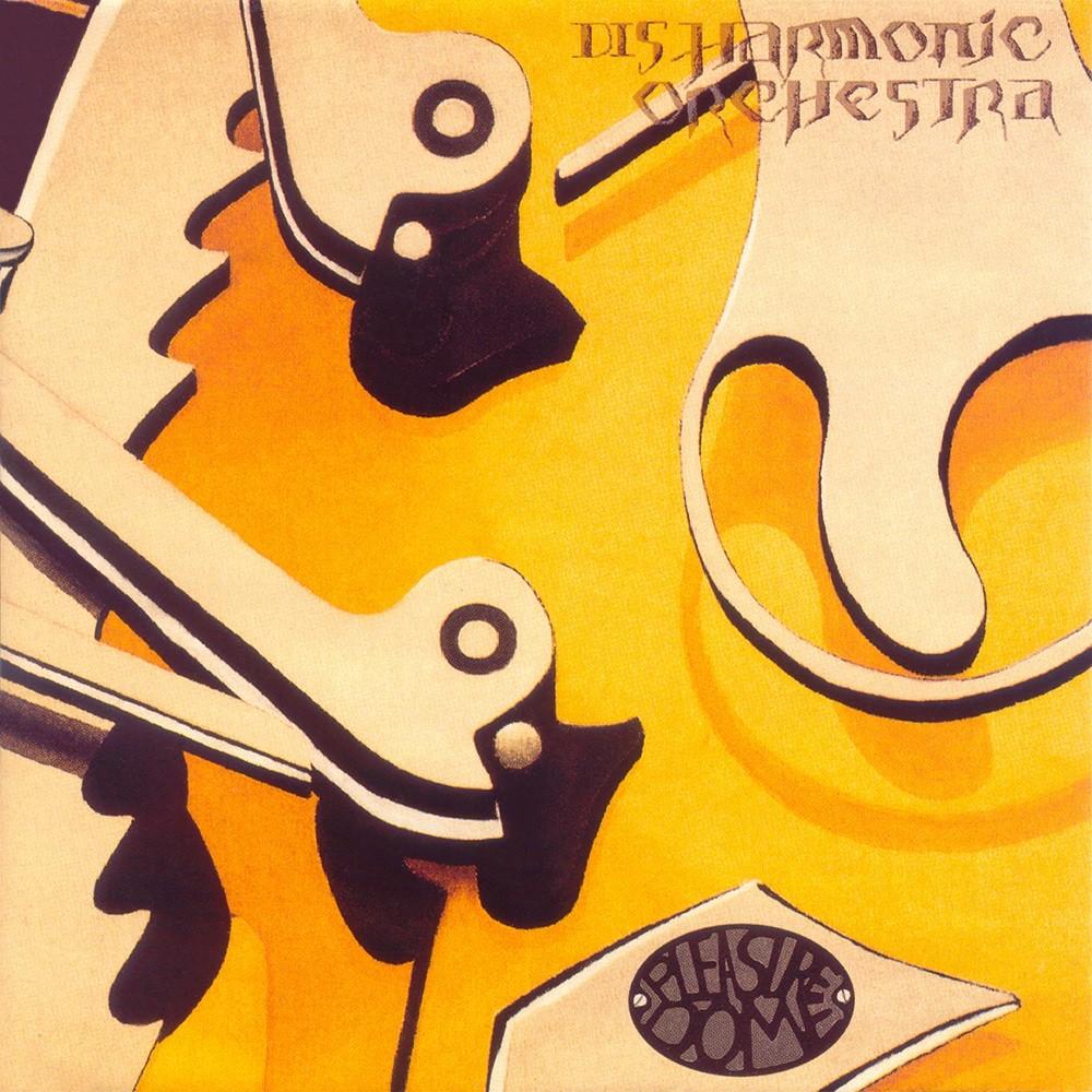 Disharmonic Orchestra - Pleasuredome (1994) Cover