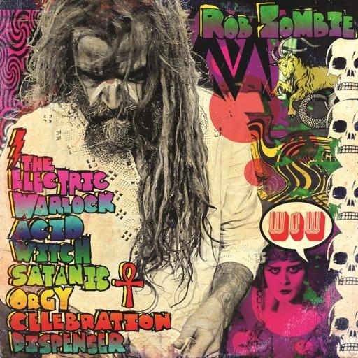 Rob Zombie - The Electric Warlock Acid Witch Satanic Orgy Celebration Dispenser 2016