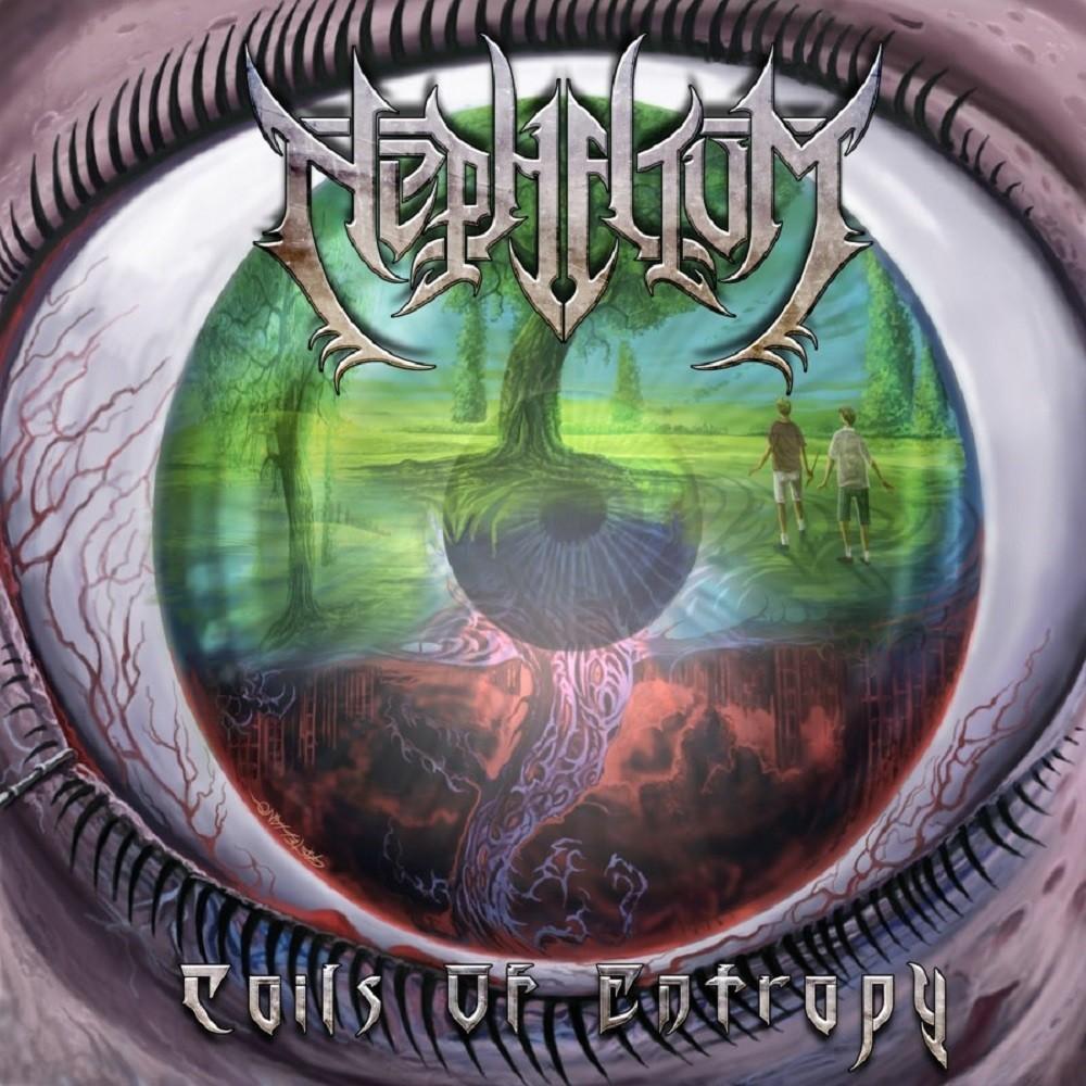 Nephelium - Coils of Entropy (2012) Cover