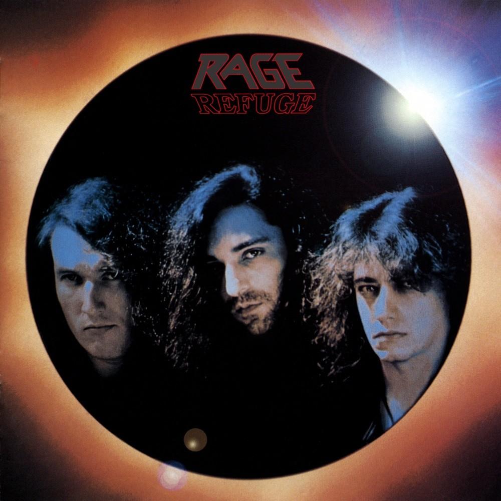 Rage - Refuge (1994) Cover