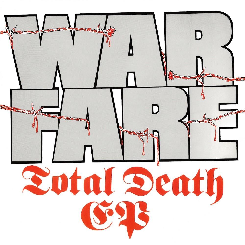 Warfare - Total Death EP (1985) Cover