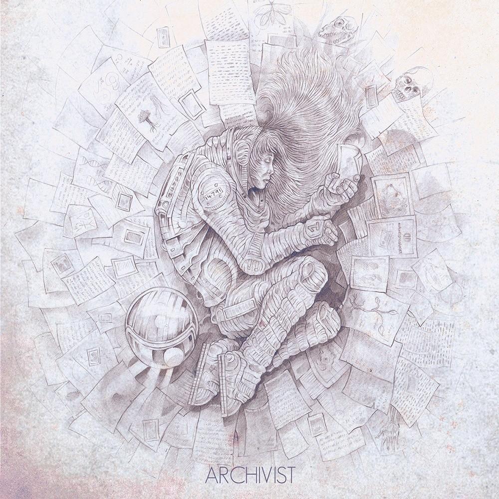 Archivist - Archivist (2015) Cover