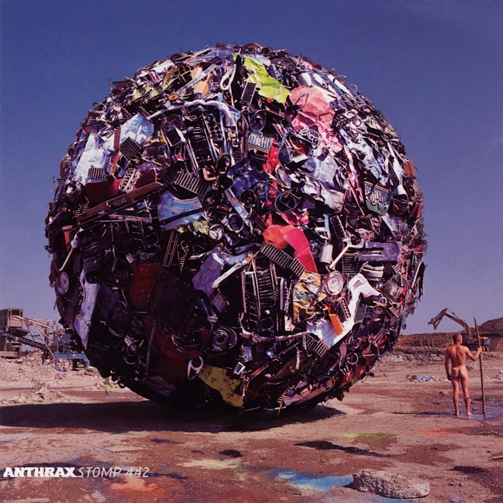 Anthrax - Stomp 442 (1995) Cover