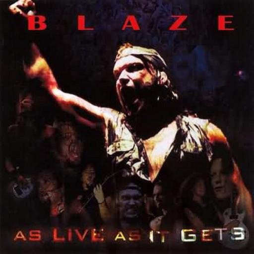 Blaze - As Live As It Gets 2003