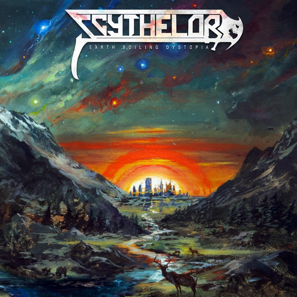 Scythelord - Earth Boiling Dystopia