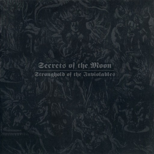 Secrets of the Moon - Stronghold of the Inviolables 2001
