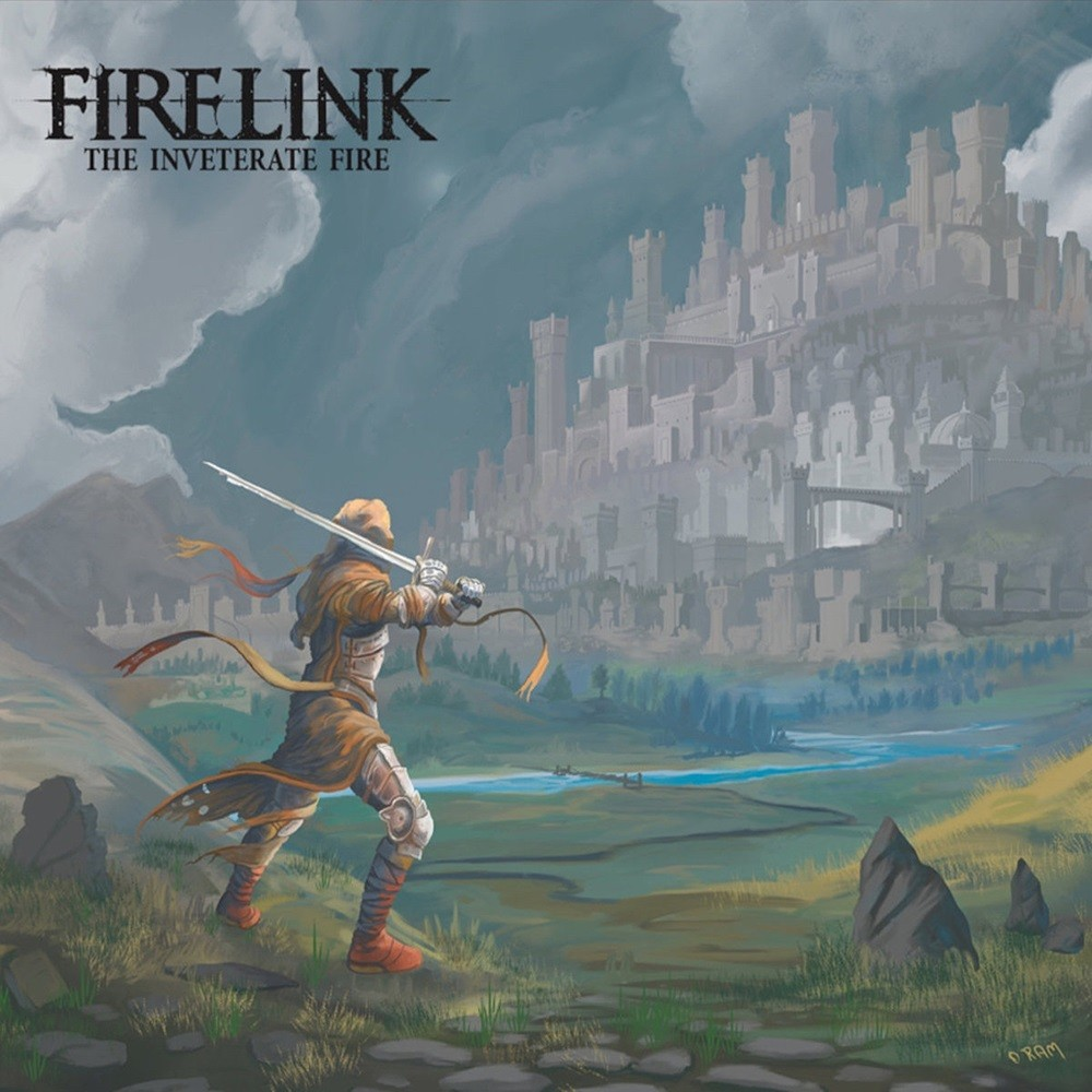 Firelink - The Inveterate Fire (2019) Cover