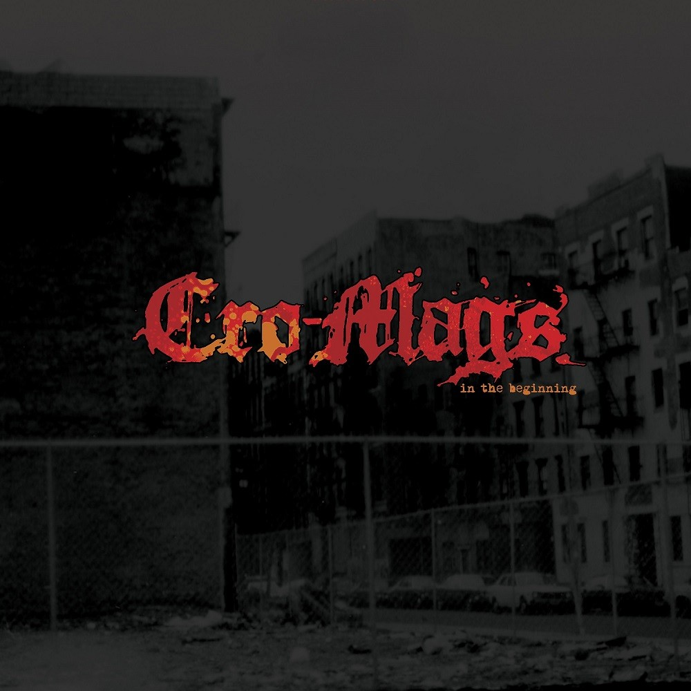 Cro-Mags - In the Beginning (2020) Cover