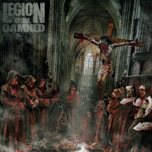 Legion of the Damned - Full of Hate 2009