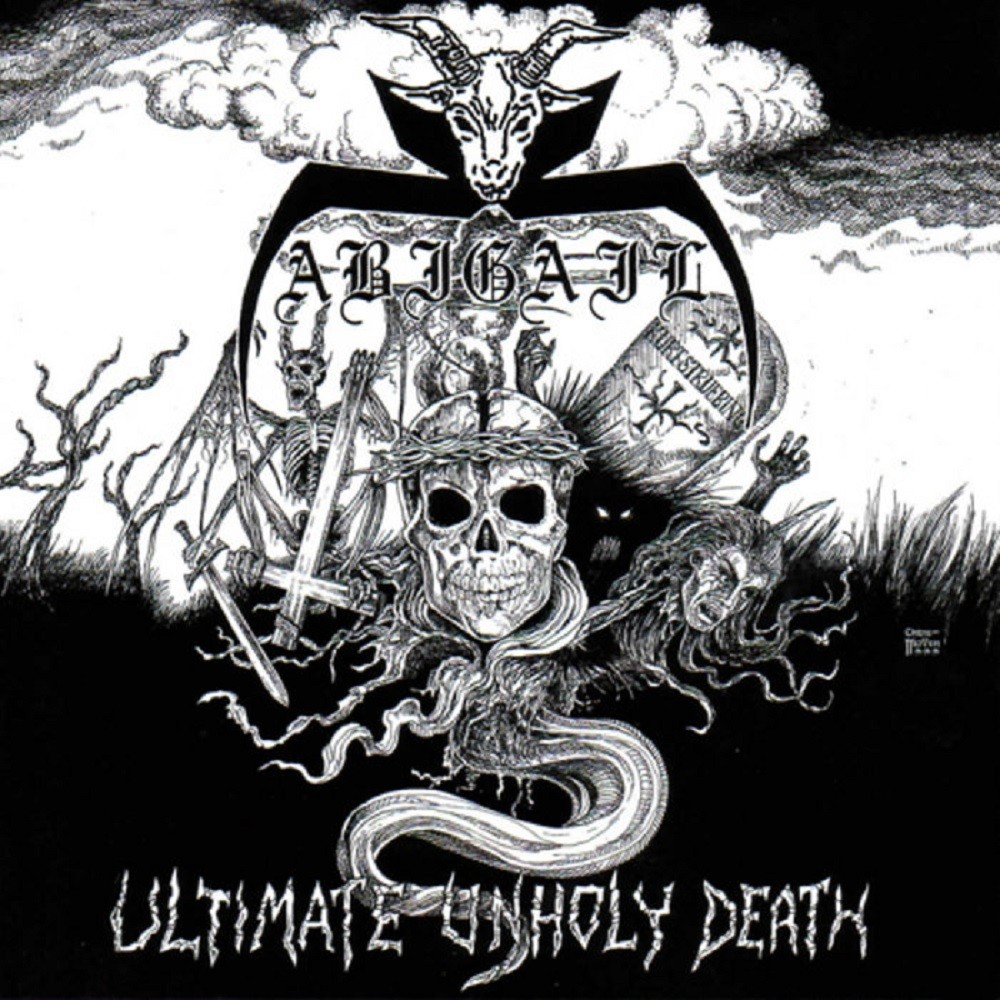 Abigail - Ultimate Unholy Death (2005) Cover