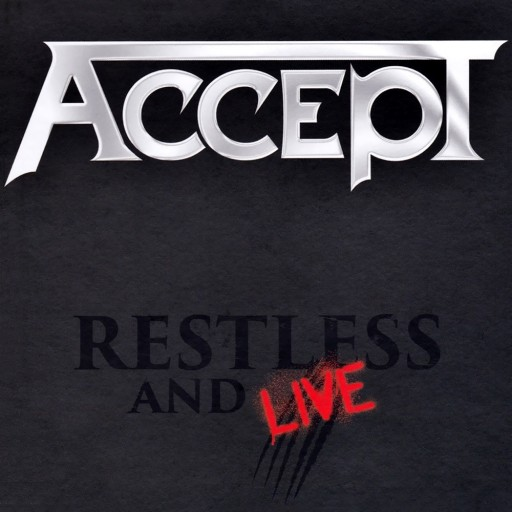 Restless & Live: Blind Rage -Live in Europe 2015-