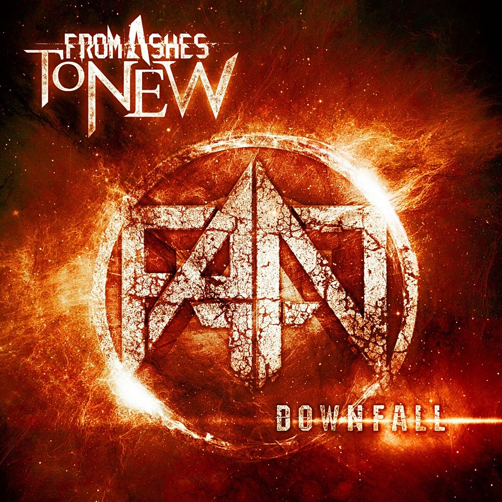 From Ashes to New - Downfall (2015) Cover
