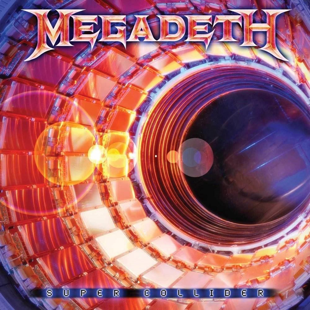 Megadeth - Super Collider (2013) Cover