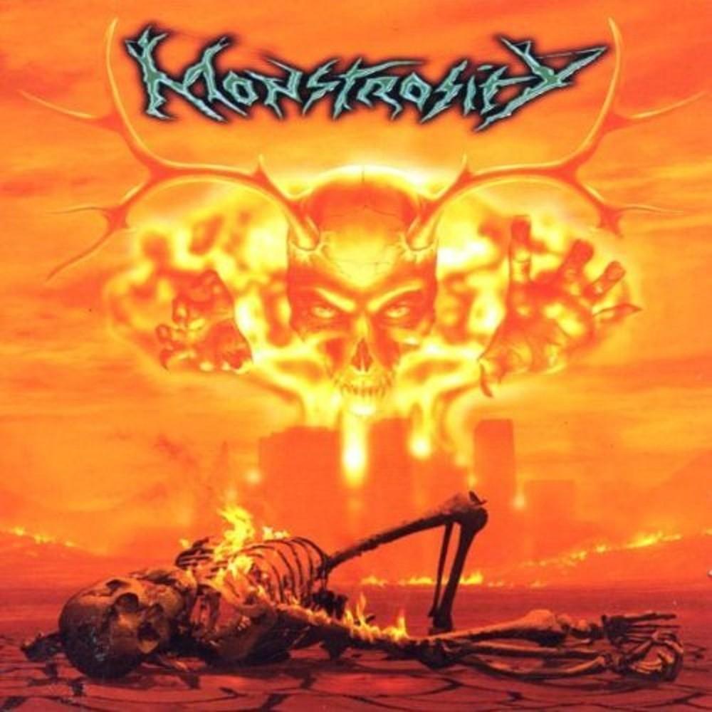 Monstrosity - Enslaving the Masses (2001) Cover