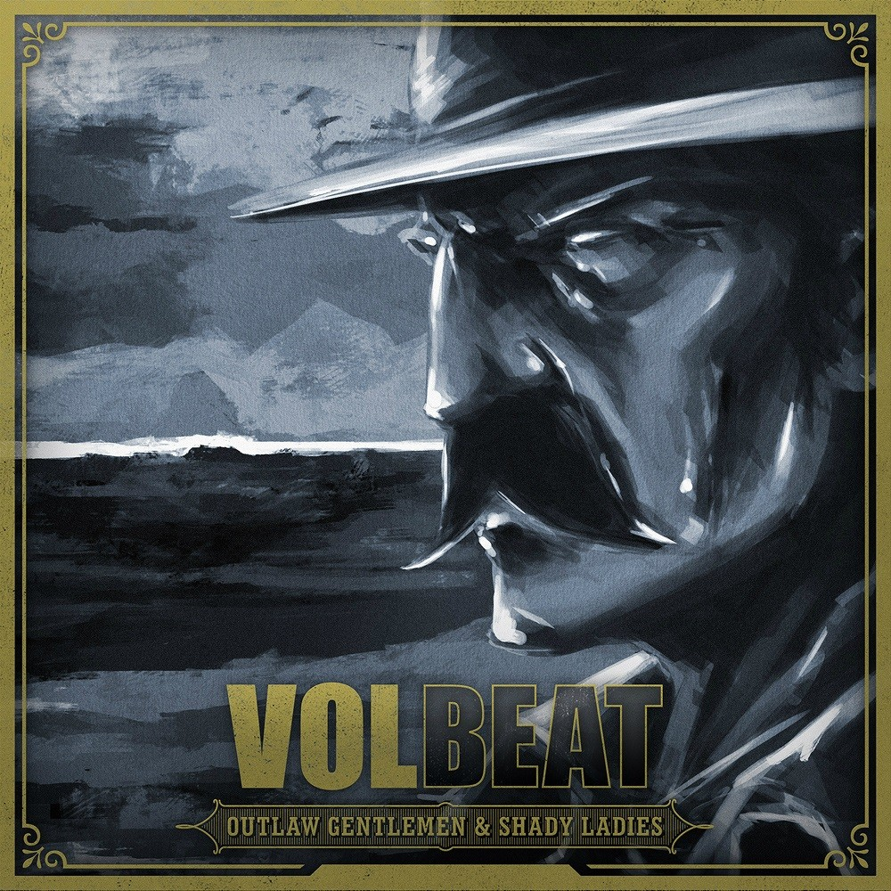 Volbeat - Outlaw Gentlemen & Shady Ladies (2013) Cover
