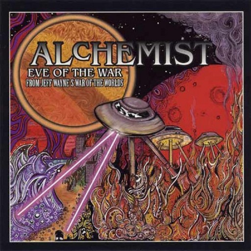 Alchemist - Eve of the War 1998