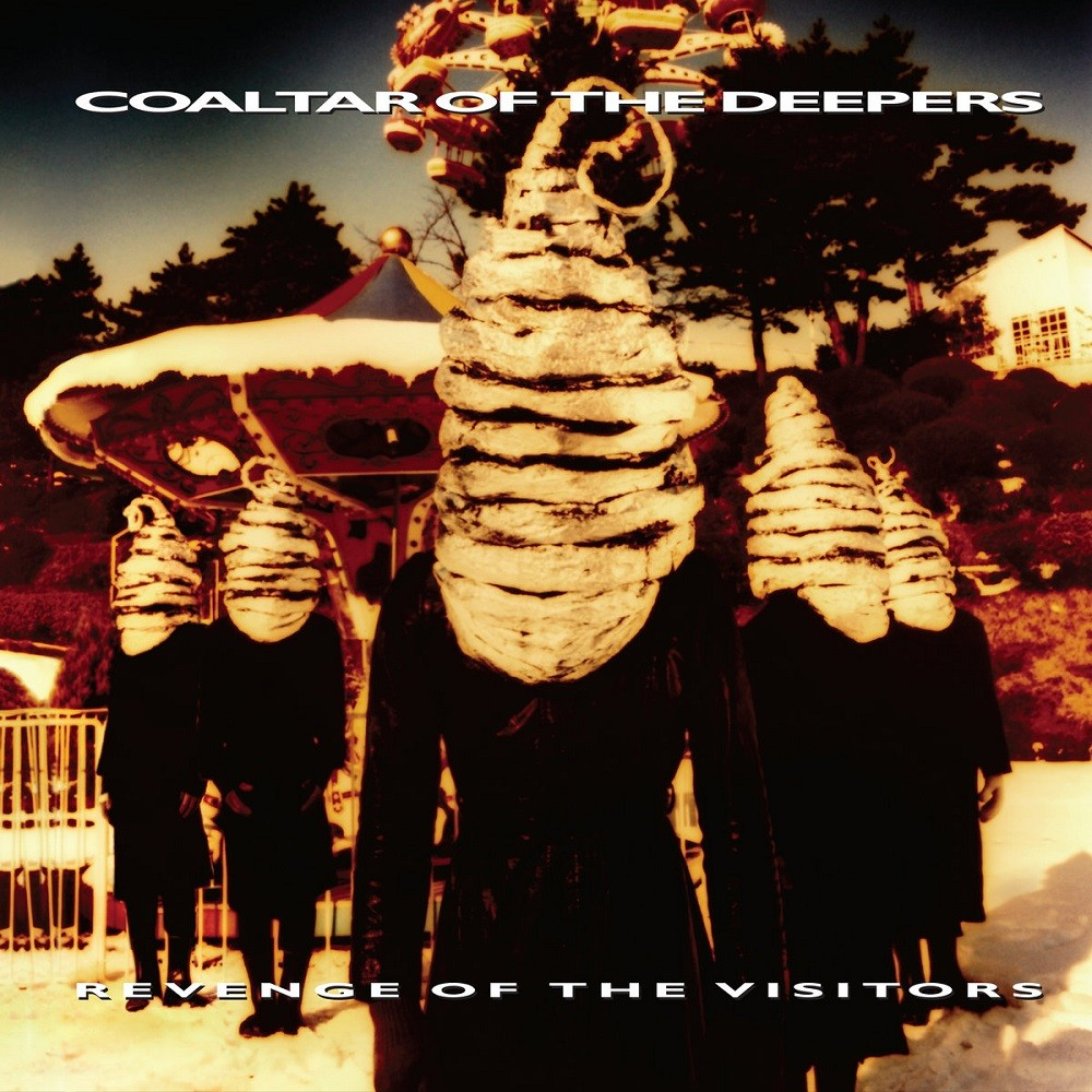 Coaltar of the Deepers - Revenge of the Visitors (2021) Cover