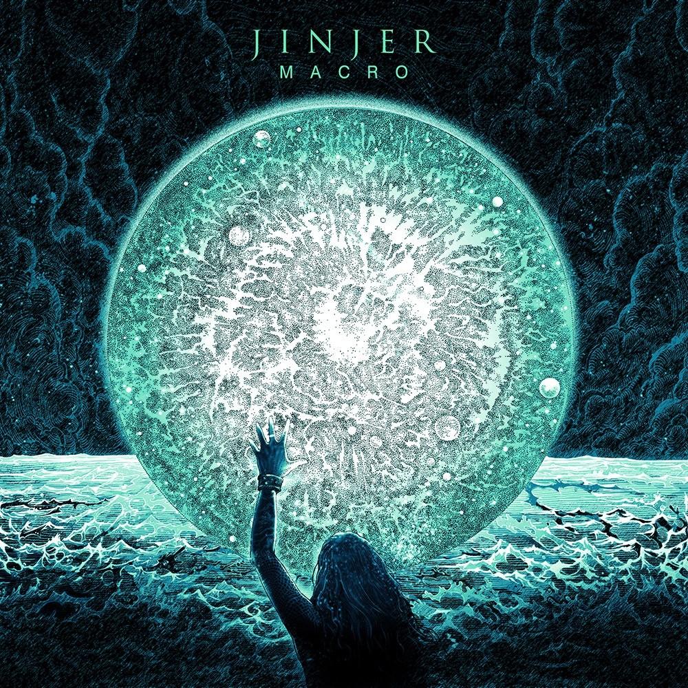 Jinjer - Macro (2019) Cover