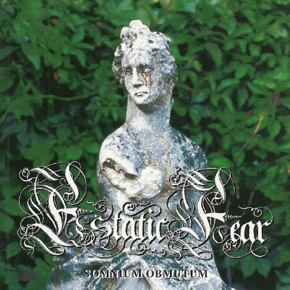 Estatic Fear - Somnium Obmutum (1996) Cover