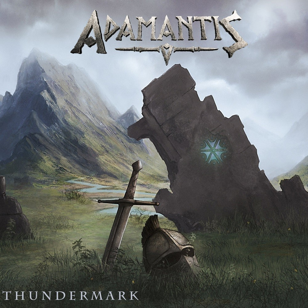 Adamantis - Thundermark (2018) Cover