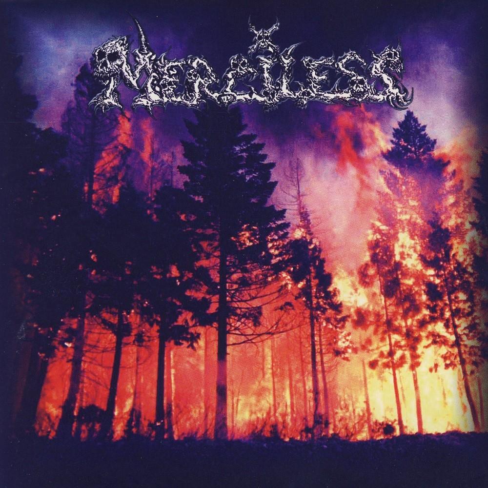 Merciless - Merciless (2002) Cover