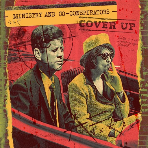 Ministry - Cover Up 2008