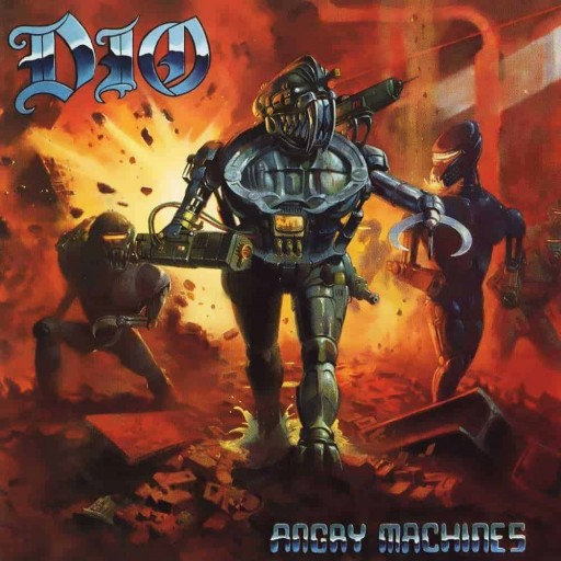 Dio - Angry Machines 1996