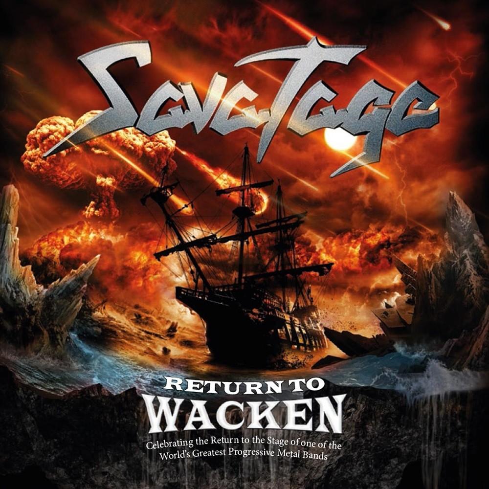 Savatage - Return to Wacken (2015) Cover