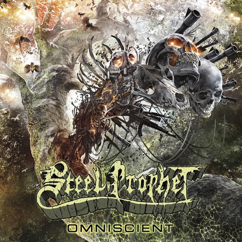 Steel Prophet - Omniscient (2014) Cover