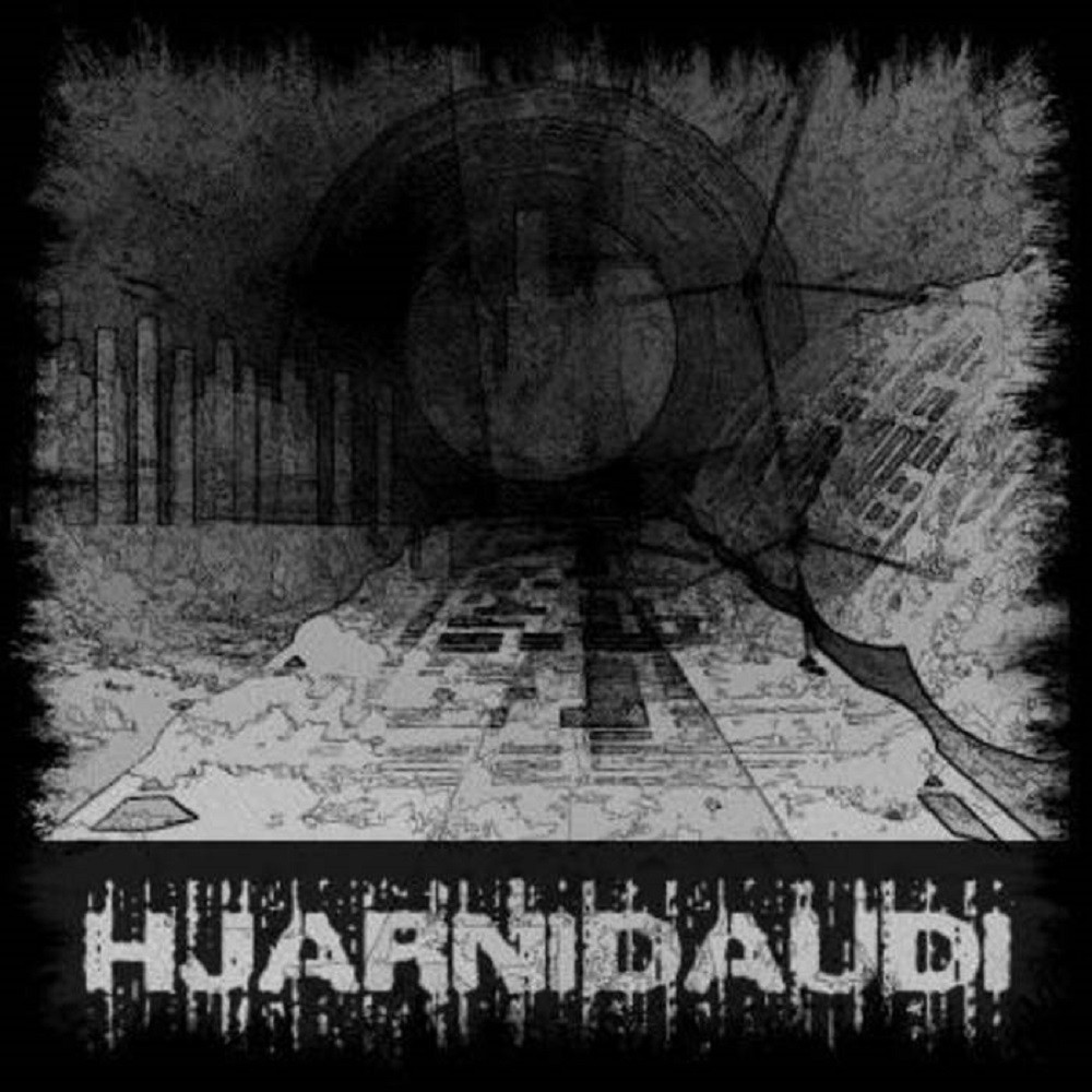 Hjarnidaudi - Psyko:Stare:Void (2009) Cover