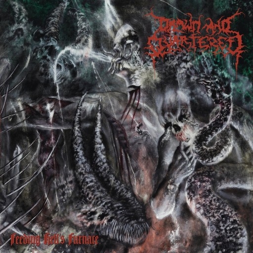 Drawn and Quartered - Feeding Hell's Furnace 2012