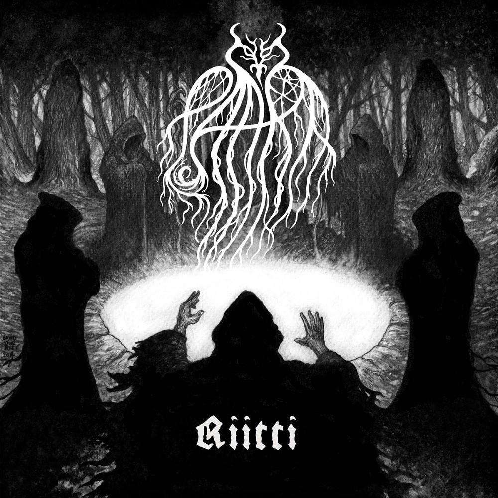 Paara - Riitti (2018) Cover