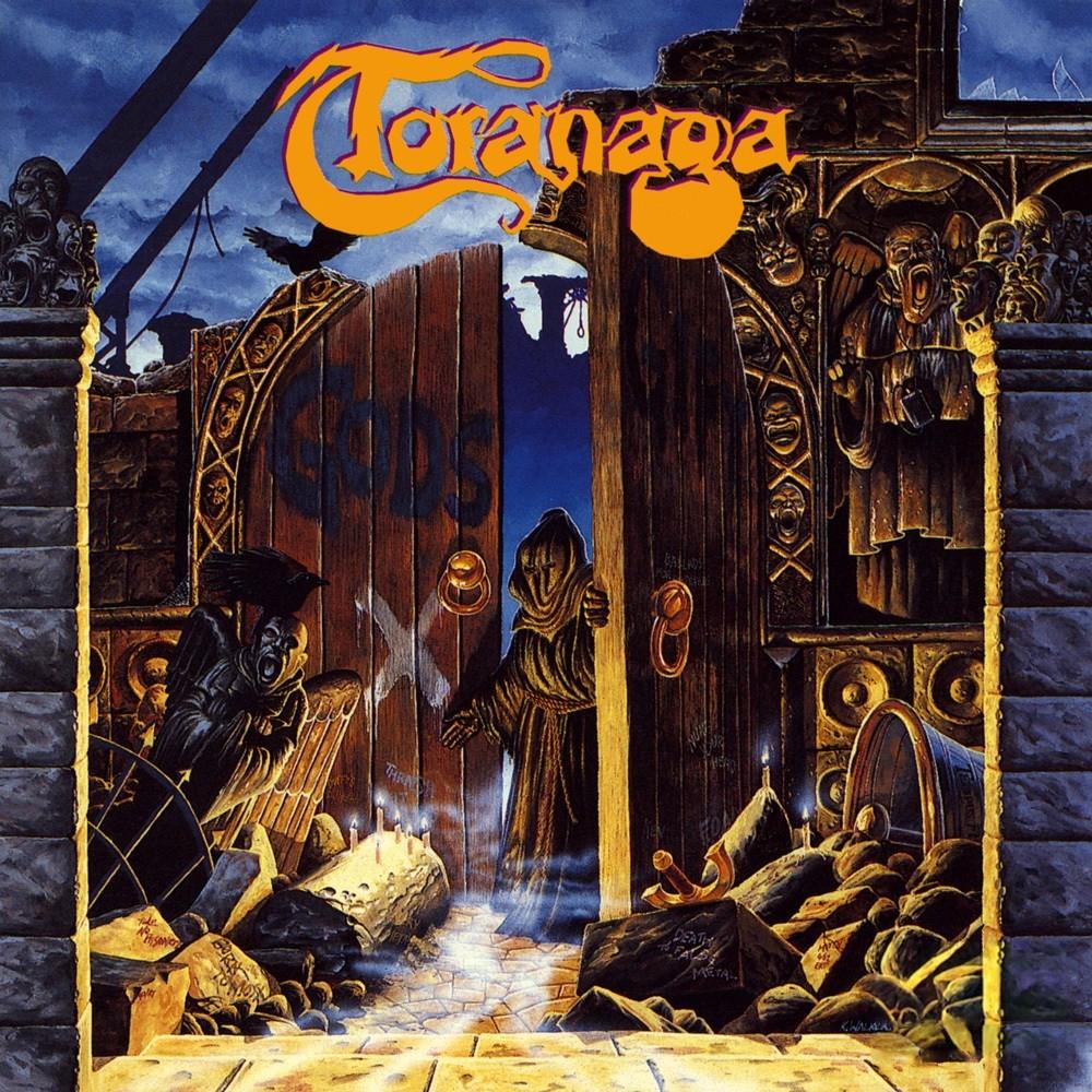 Toranaga - God's Gift (1990) Cover