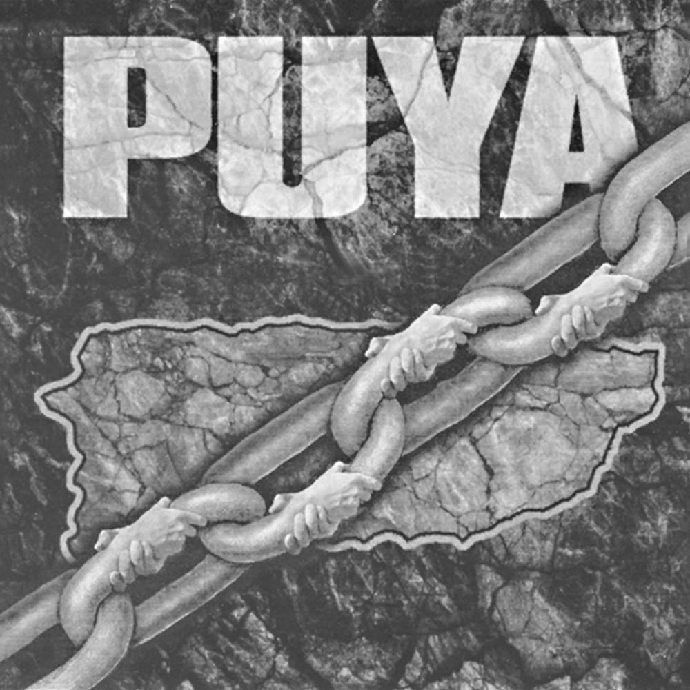 Puya - Puya (1995) Cover
