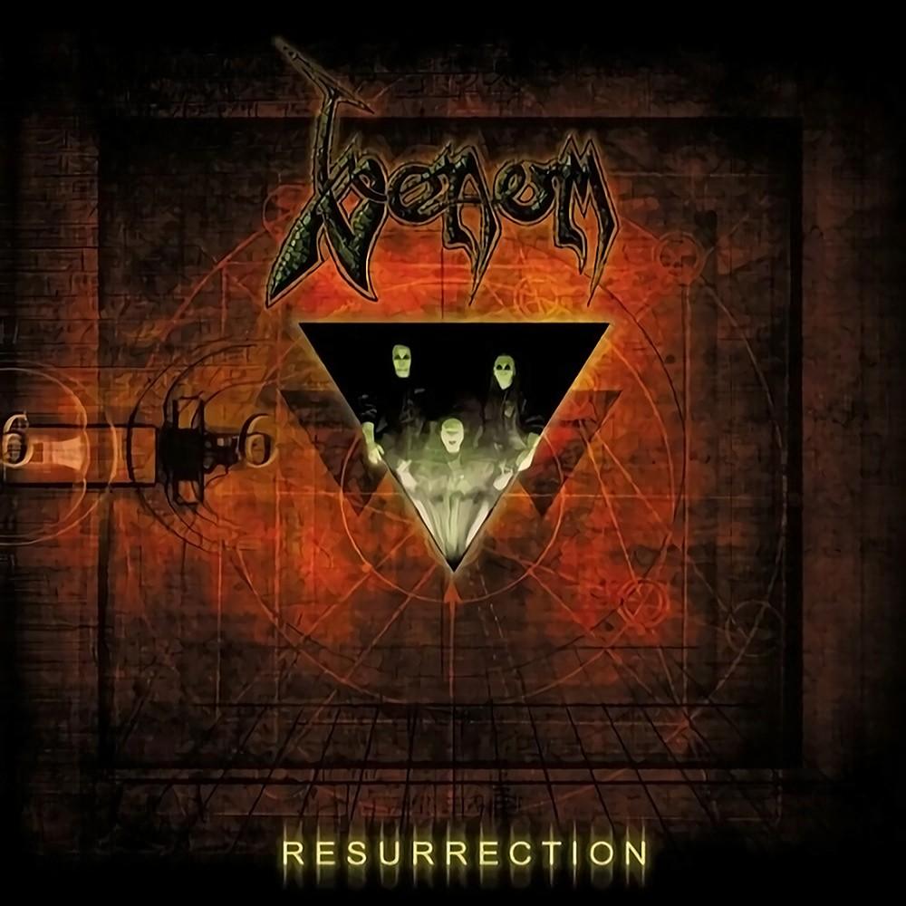 Venom - Resurrection (2000) Cover