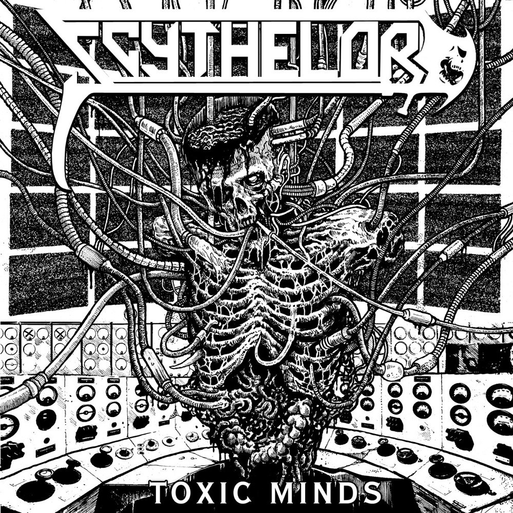 Scythelord - Toxic Minds (2016) Cover