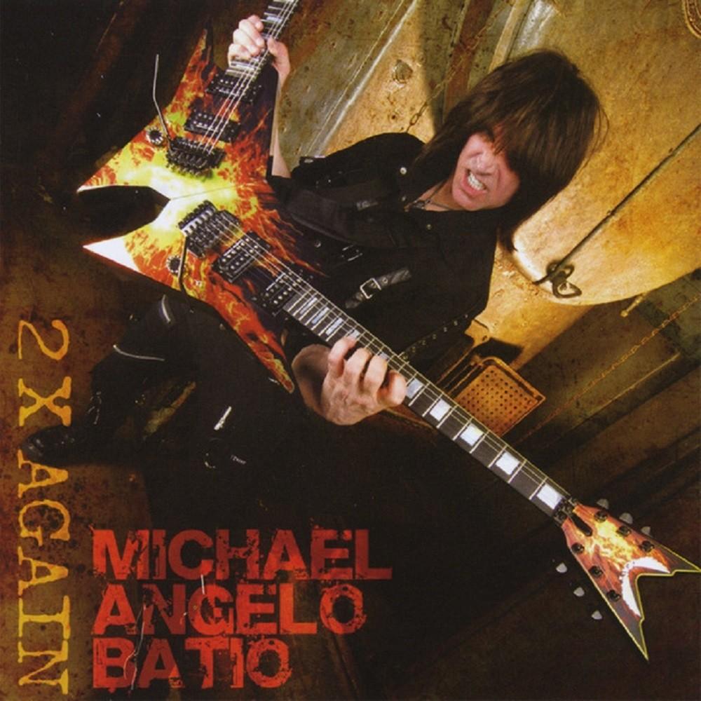 Michael Angelo Batio - 2 X Again (2007) Cover