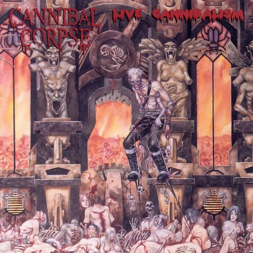 Cannibal Corpse - Live Cannibalism 2000