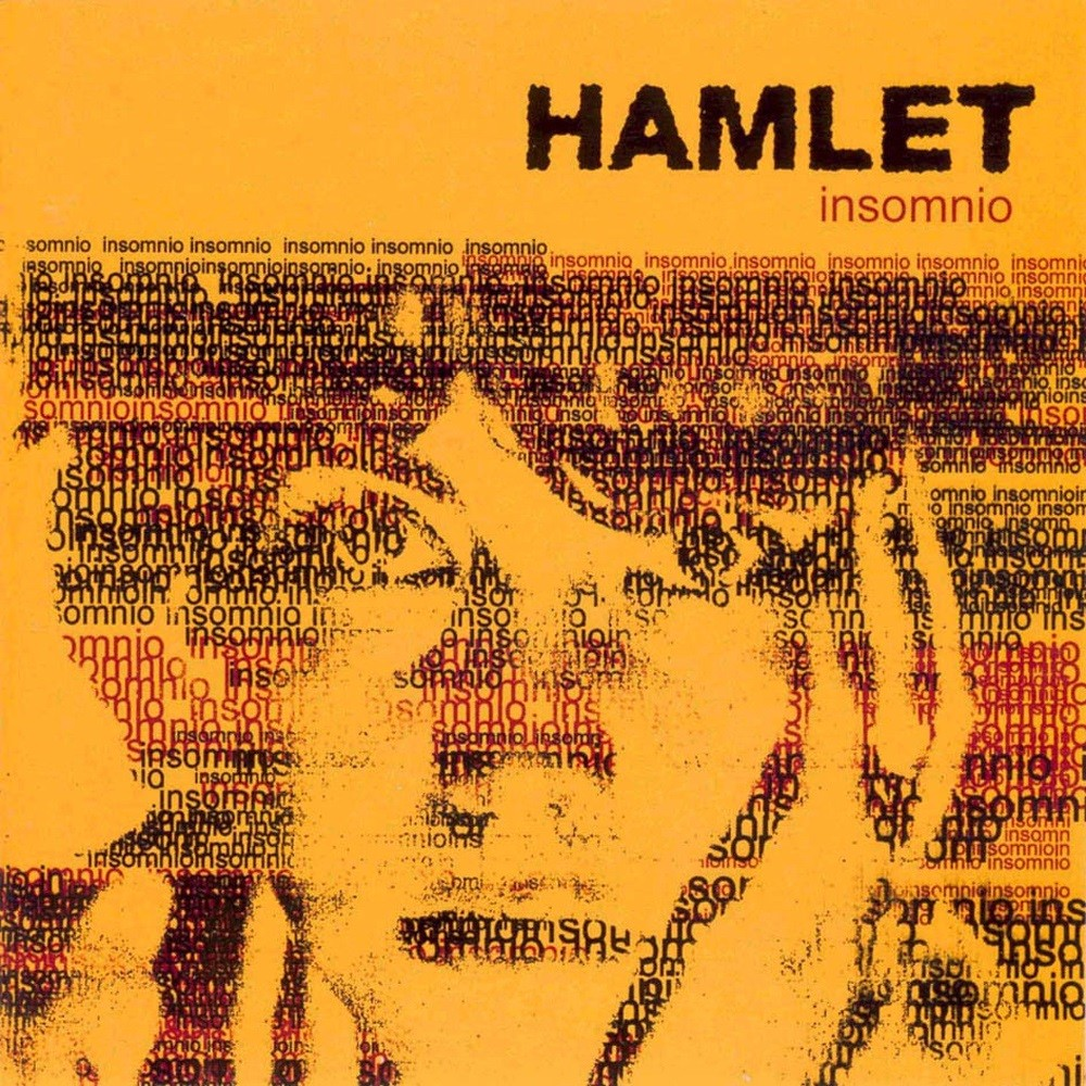 Hamlet - Insomnio (1998) Cover